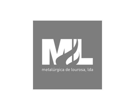 Logo Metalúrgica de Lourosa